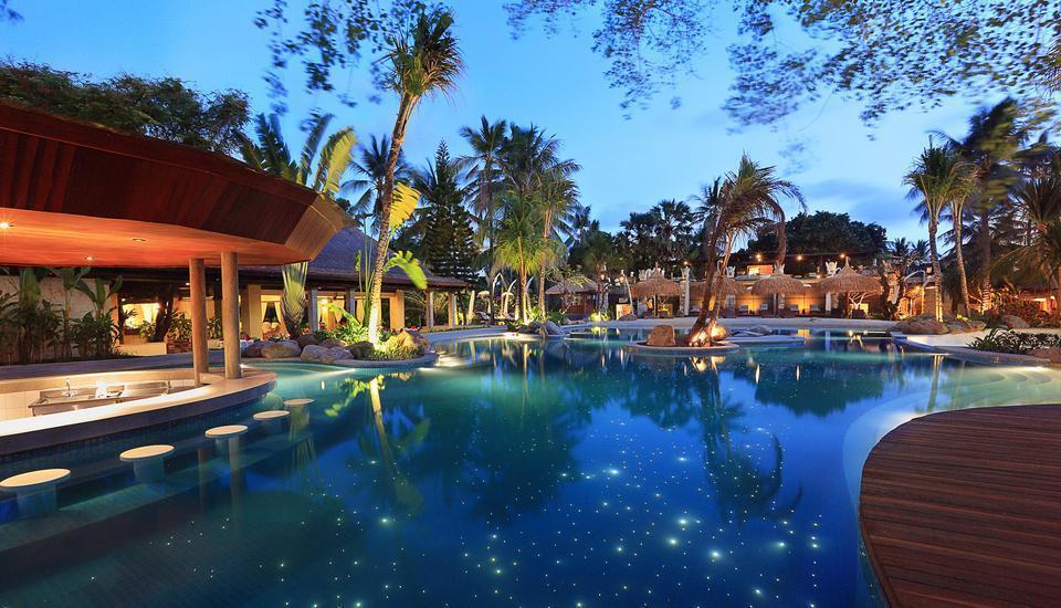 Bali Mandira Beach Resort & Spa Bali - StarlightBar