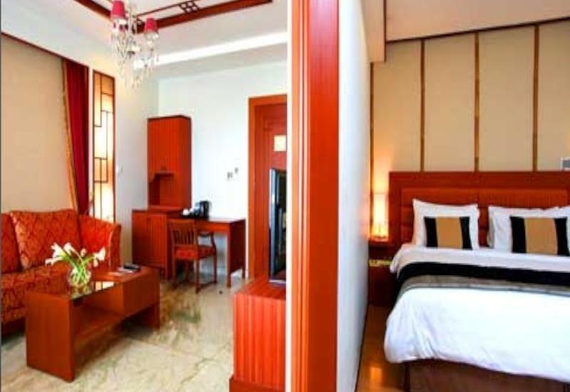 Amos Cozy Hotel Jakarta - Junior Suite