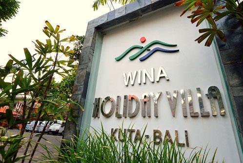 Wina Holiday Villa Kuta - Tampilan Luar