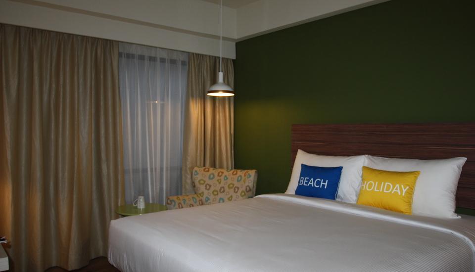 Ion Bali Benoa Bali - Kamar tidur