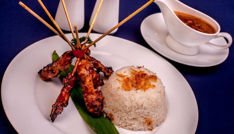 Ion Bali Benoa Bali - Meal