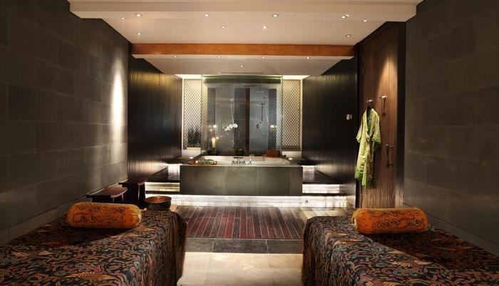 Hotel Tentrem Yogyakarta - Spa Couple Treatment Room