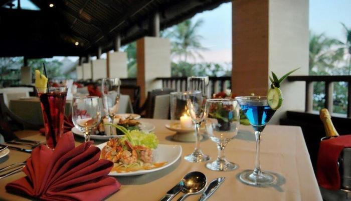 Grand Balisani Suites Bali - Kamboja Restaurant
