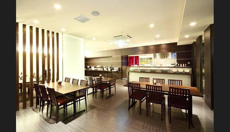 Hotel Wing International Shinjuku Tokyo - Breakfast Area