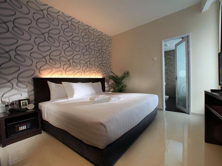 Alamat Izumi Hotel Bukit Bintang - Kuala Lumpur