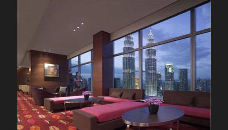 Traders Hotel Kuala Lumpur - Guestroom View