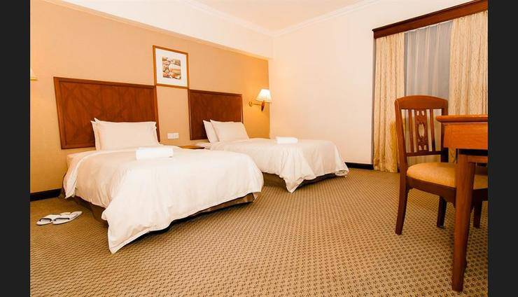 The ZON All Suites Residences Kuala Lumpur - Guestroom
