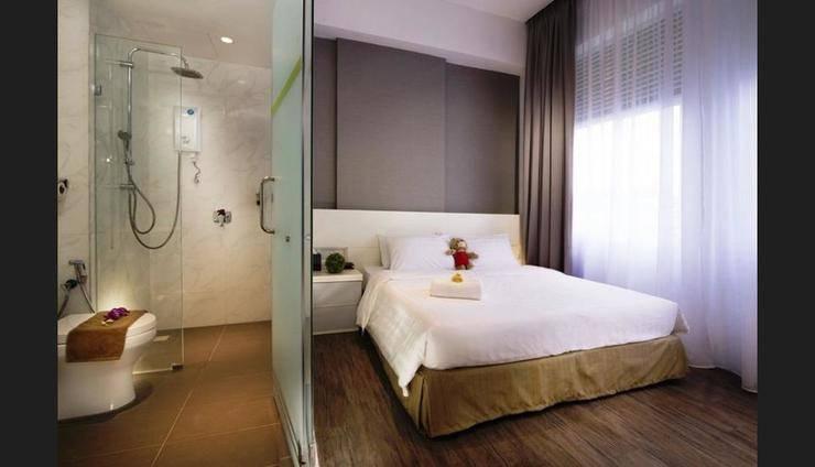 Harga Hotel T+ Hotel Macallum (Penang)