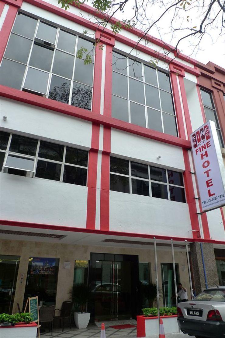 OYO 700 FINE HOTEL Kuala Lumpur - Featured Image