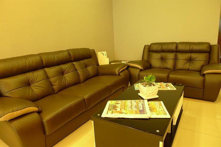 OYO 700 FINE HOTEL Kuala Lumpur - Lobby Sitting Area
