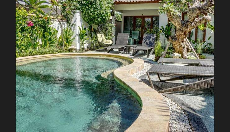 Kalua Boutique Bungalows Lombok - Featured Image
