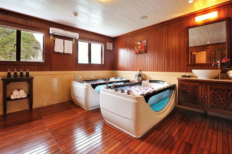 Paradise Peak Cruise Ha Long - Sauna