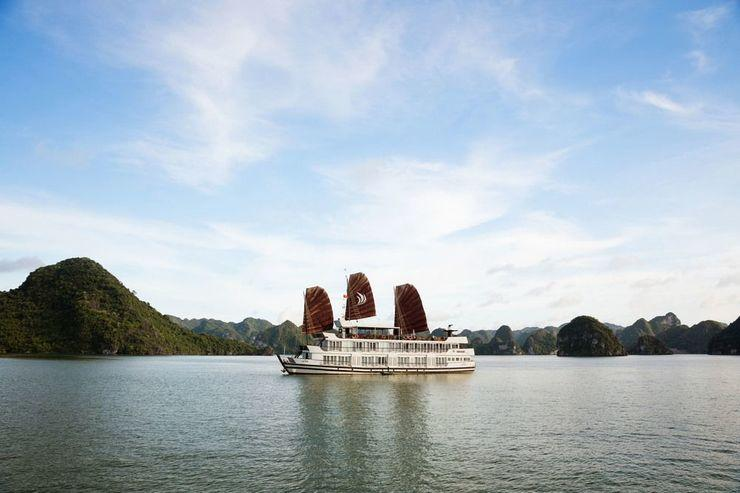 Halong Glory Legend Cruise Ha Long - Lobby
