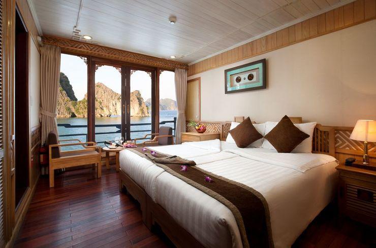 Halong Glory Legend Cruise Ha Long - Guestroom