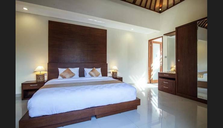 The G Villas Uluwatu Bali - Guestroom