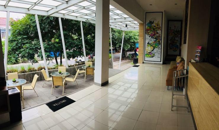 Amaia Hotel Lombok - Lobby