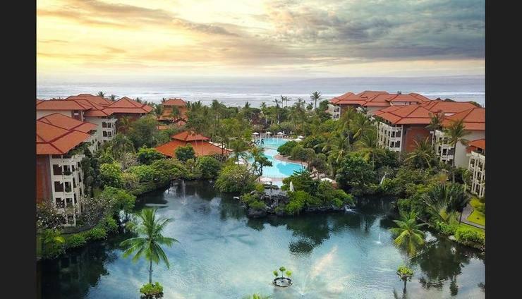 The Ayodya Palace Bali - Featured Image