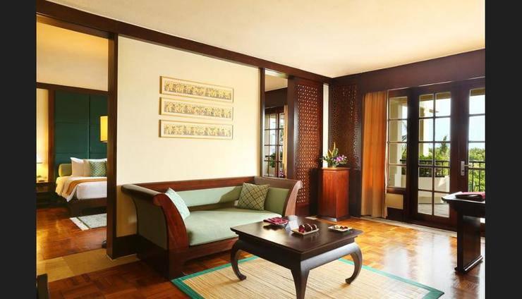 The Ayodya Palace Bali - Living Room