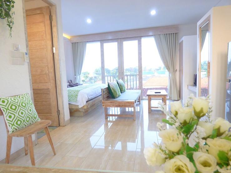 Green Studio Apartment Sanur Bali - Featured Image