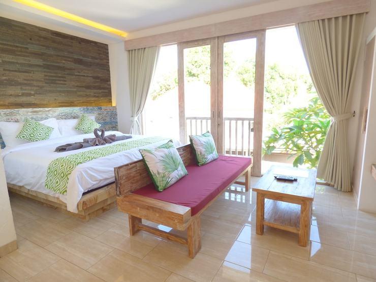 Green Studio Apartment Sanur Bali - Guestroom