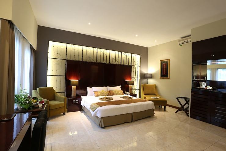 The Cakra Hotel Bali - Featured Image