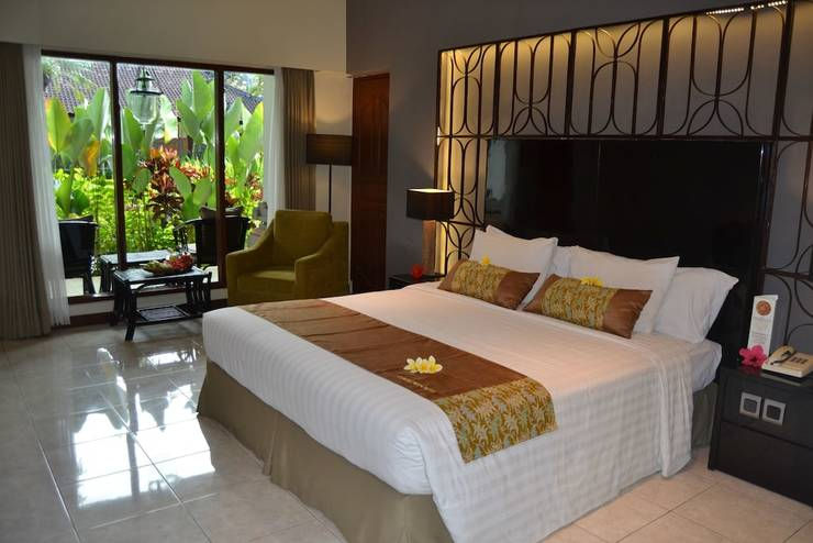 The Cakra Hotel Bali - Guestroom