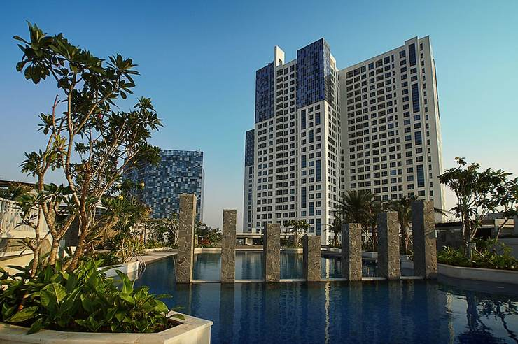 Casa Grande Apartment by Mediapura Jakarta - Property Grounds