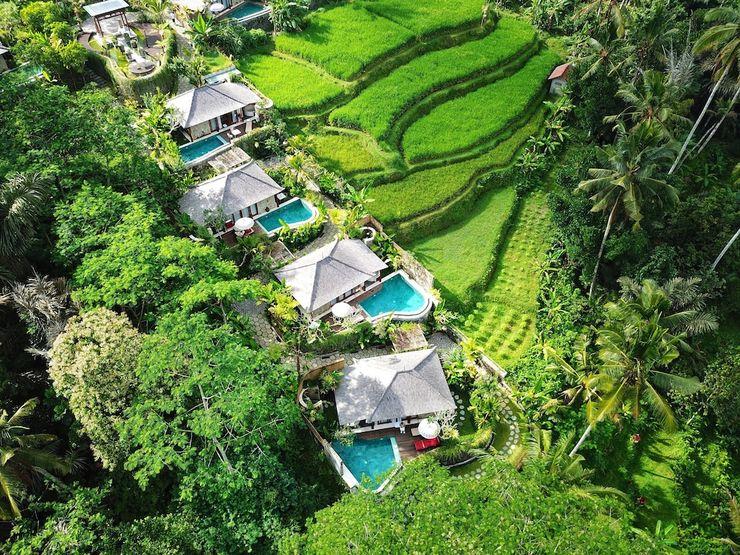 Nau Villa Ubud Bali - Featured Image