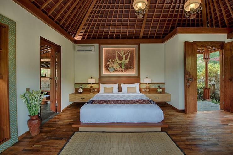 Nau Villa Ubud Bali - Guestroom