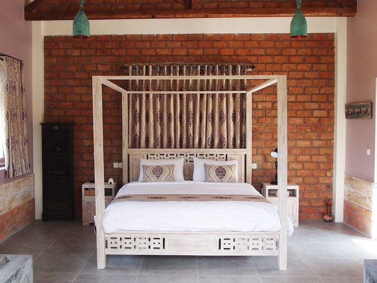 Les Rizieres Lombok Lombok - Guestroom