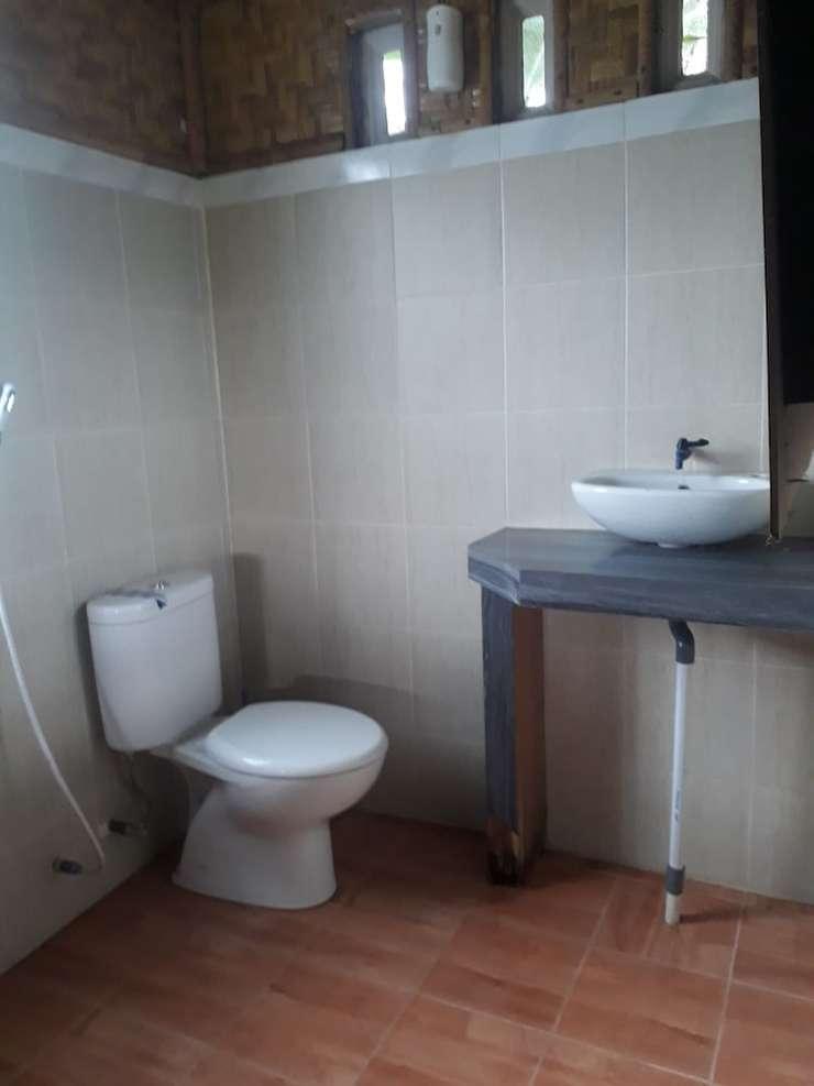 Cendrawasih Bungalows Lombok - Bathroom