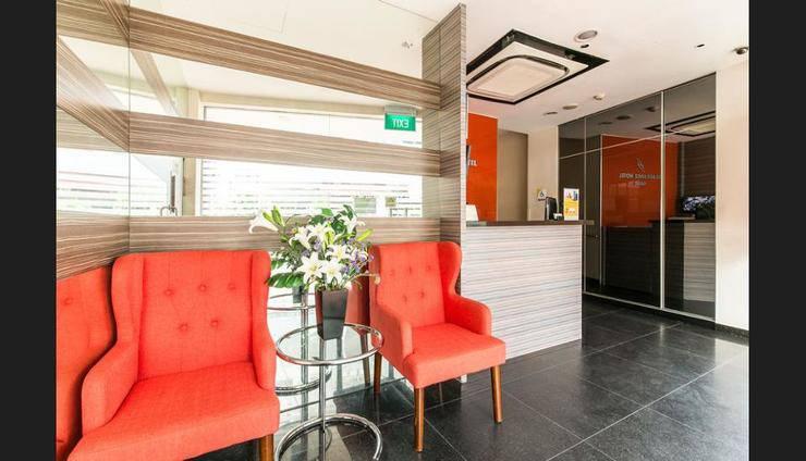 Fragrance Hotel Oasis - Lobby