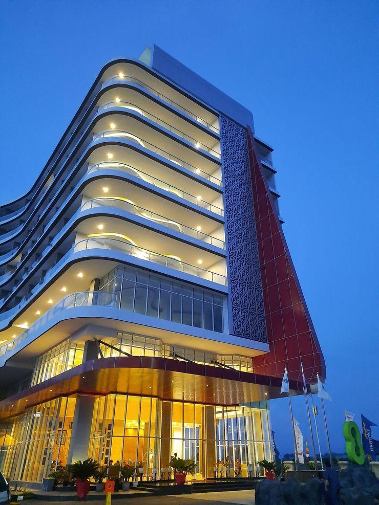Labersa Toba Hotel & Convention Centre Danau Toba - Facade