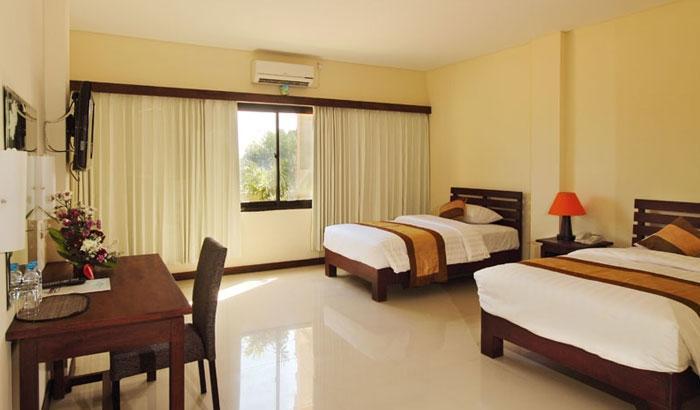 Nirmala Hotel Bali - Superior (18/June/2014)