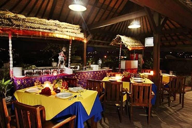 Nirmala Hotel Bali - Restoran Nyuh Gading