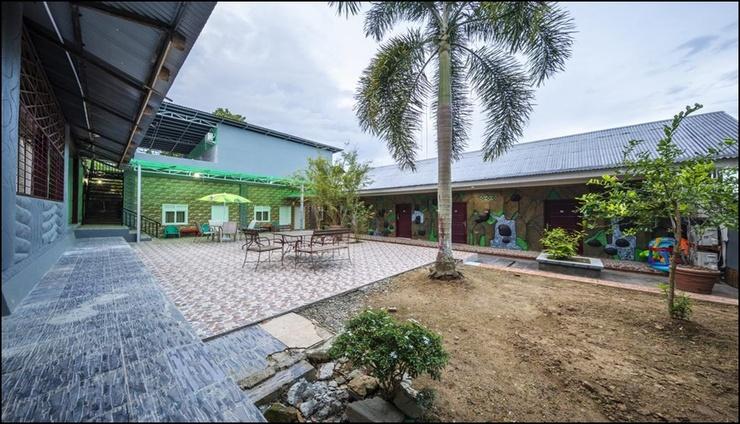 Hotel Mega Nasional Nias - pool
