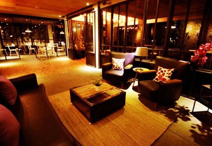 Triple Seven Hotel Bandung - Lobby