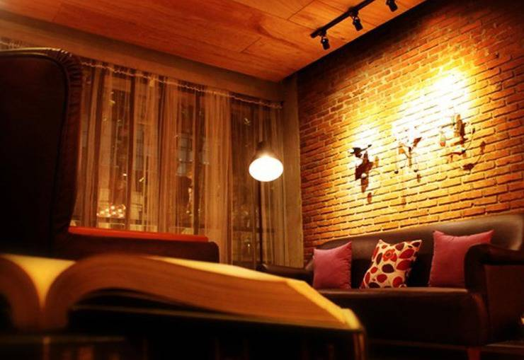 Triple Seven Hotel Bandung - Living Room