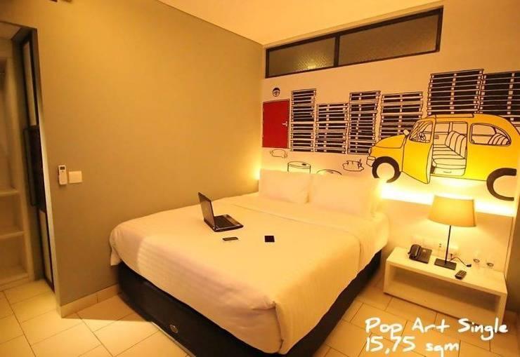 Triple Seven Hotel Bandung - Pop Art Queen