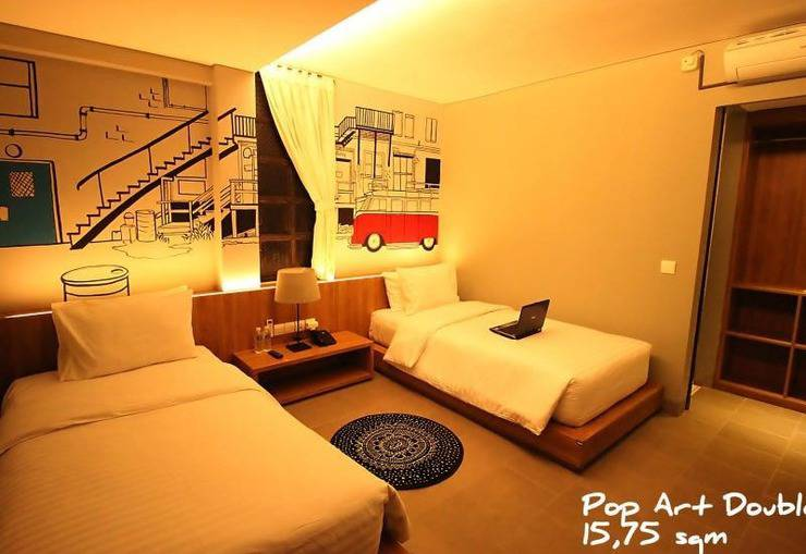 Triple Seven Hotel Bandung - Vintage Twin