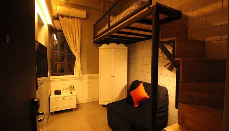 Triple Seven Hotel Bandung - Retro Single