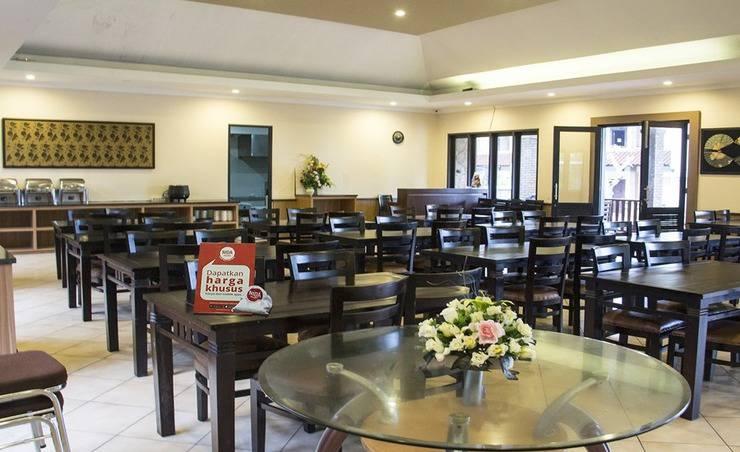 NIDA Rooms Tugu Railway Station Jogja - Restoran