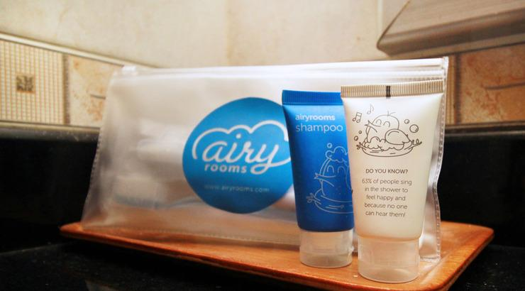 Airy Blok M Melawai 18 Jakarta Jakarta - Bathroom Amenities