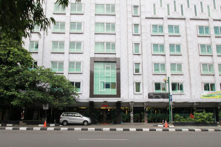Airy Blok M Melawai 18 Jakarta Jakarta - Exterior