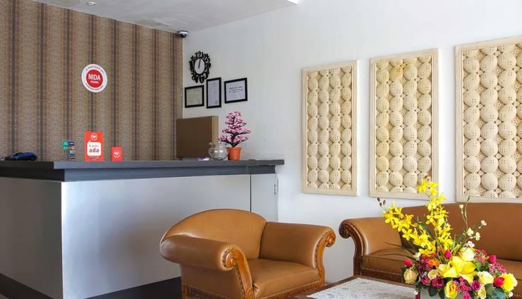 NIDA Rooms Senen Market Matraman - Resepsionis