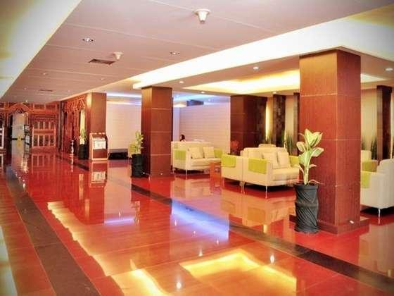 Hotel Pandanaran Semarang - Lobi