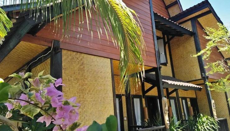 Gili Sands Beach Club Lombok - Eksterior