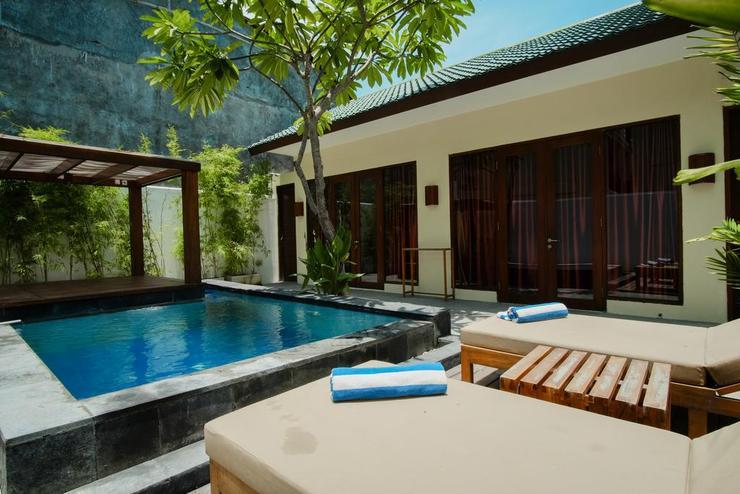 Gili Sands Beach Club Lombok - pool