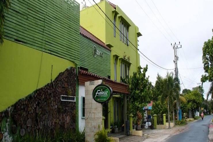 Fairuz Hotel Palangka Raya - Eksterior