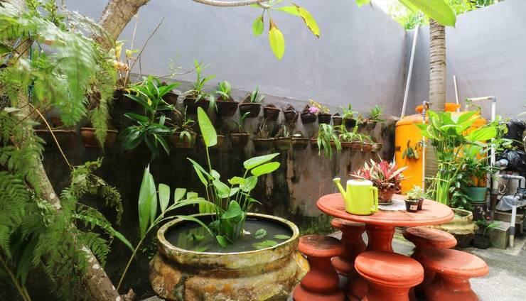 Anantaya Home Bali - Garden
